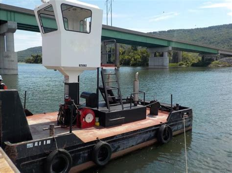 used tug boats for sale in florida 2013 truckable push boat tug powerboat for sale in florida
