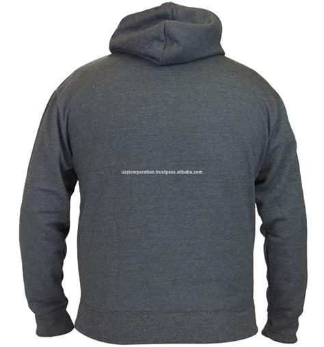 design your zipper for hoodie plain black hoodie jacket hardon clothes