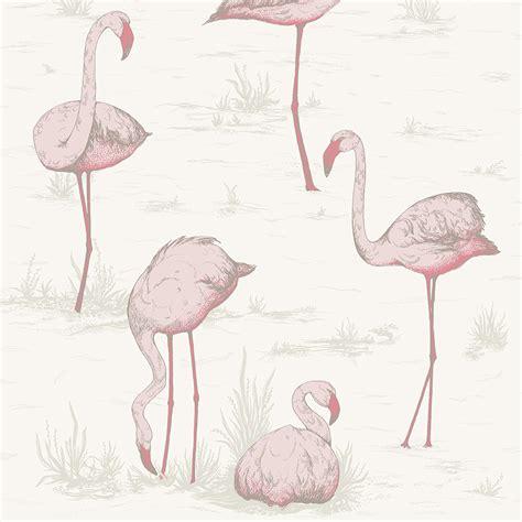flamingo wallpaper to buy buy cole son flamingos wallpaper 95 8045 amara