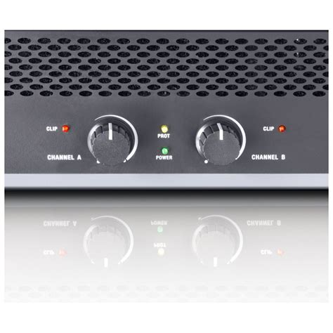 Power Lifier 21 Stereo 150 X 2 300 Watts Subwoffer 200 Watts ld systems dj 300 pa power lifier 2 x 150 w 4 ohm sklep muzyczny megascena pl