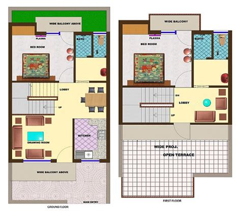 home design 70 gaj 25 feet by 40 feet house plans decorch