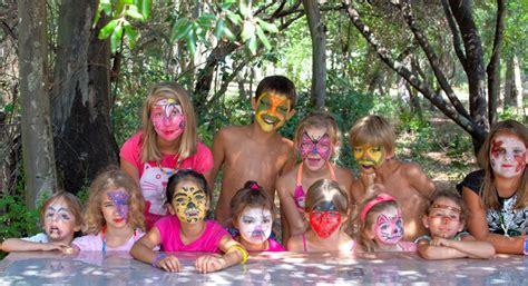 kids naturist corsican naturist csite in bravone with children s