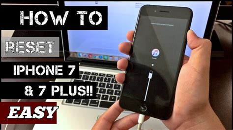 how to factory reset iphone 7 plus