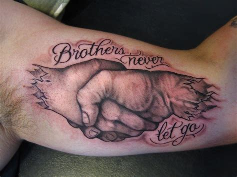 meaningful brother tattoos creativefan