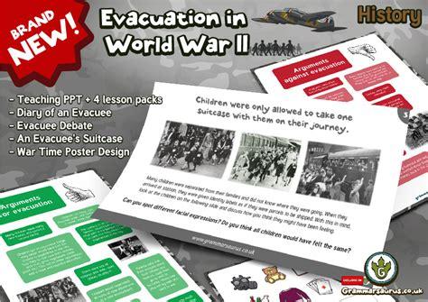 biography ks2 ww2 new ks2 world war ii evacuation lesson pack