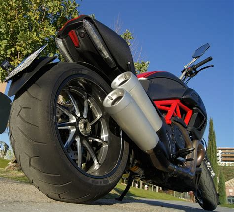 Cruiser Motorrad F R Anf Nger by Ducati Diavel Tanz Mit Dem Teufel Feuerstuhl Das