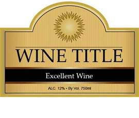 free wine bottle labels template 17 best images about wine bottle labels on