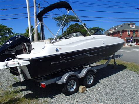 deck boats for sale new hshire new bayliner deck boat boats for sale page 4 of 16