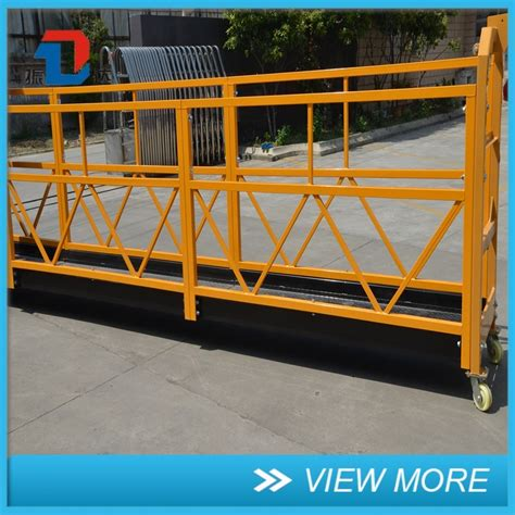 used swing stage for sale top selling build curtain aluminum stair scaffolding swing