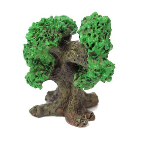 Flower Pot Ornament he527 miniature resin treen garden ornament flower