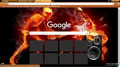 awesome themes for google chrome how to customize google chrome homepage with cool themes