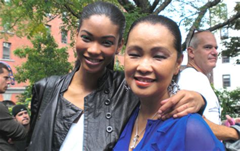 chanel iman mother and father bruteccode chanel iman mother