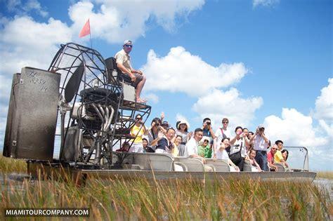 boat ride everglades miami everglades trip boat cruise