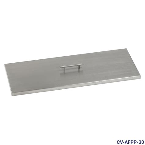 steel pit cover stainless steel cover for rectangular drop in pit pan