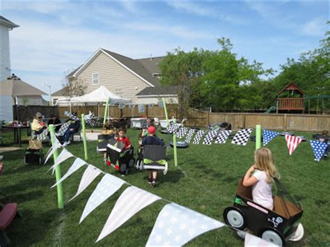 backyard cing birthday party out on a limb monster truck birthday party part 4 diy