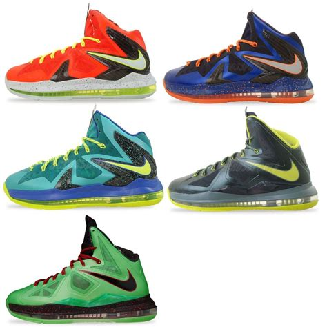 miami heat basketball shoes nike lebron x 10 air max king 2013 basketball shoes