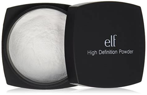 E L F Studio Hd Powder 0 28 Oz 8 G by E L F Studio High Definition Powder Translucent 0 28