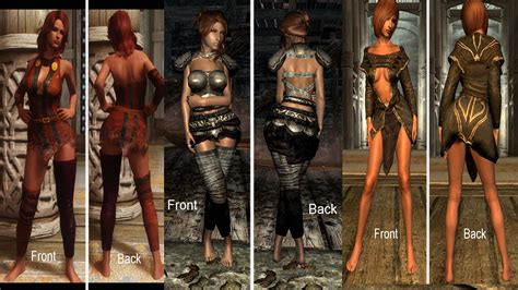 immersive armors skimpy replacer skyrim adult mods killerkeo s skimpy armor replacer unp and 7 base sse at