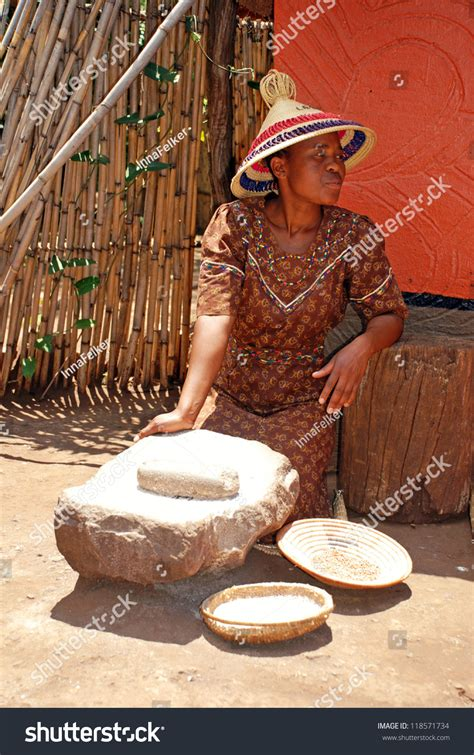 south african house music 2008 lesedisouth africa jan 1sotho woman handmade stock photo 118571734 shutterstock