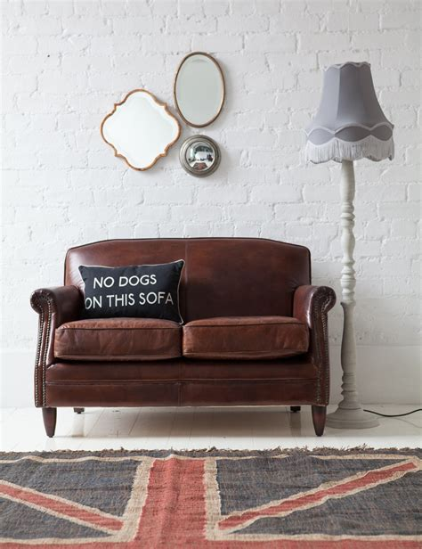 small leather sofas for small rooms uk 10 beautiful brown leather sofas