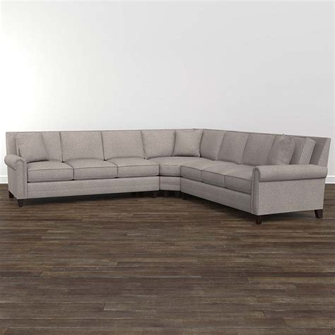 oversized l shaped couch harlan large l shaped sectional