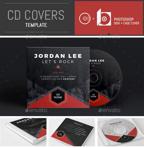 30 Amazing Cd Cover Psd Design Templates Designmaz Rolling Cover Template Photoshop