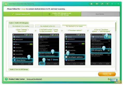 tenorshare android data recovery tenorshare android data recovery indir android cihazlardan dosya kurtarma yazılımı tamindir