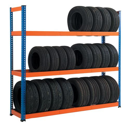 Tyres Rack by Racking Single Tyre Rack