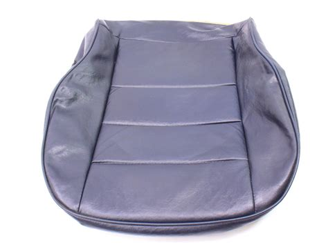 front blue vinyl  seat cover   vw rabbit pickup caddy mk genuine