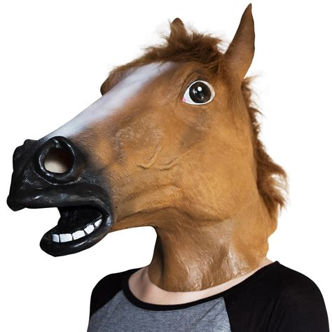 maschera testa di cavallo maschera da testa di cavallo getdigital