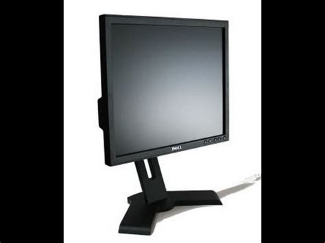 Monitor Lcd Dell 14 dell ultrasharp 1708fp 17 inch lcd flat panel monitor