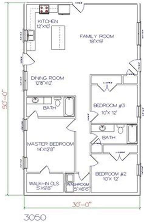 Ranch Home Plans 24x50 Popular House Plans And Design Ideas 16 X 50 Floor Plans