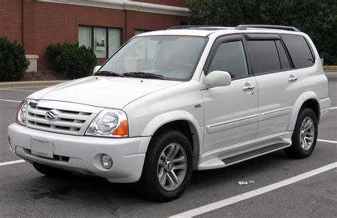 2003 Suzuki Grand Vitara Xl7 Suzuki Xl7