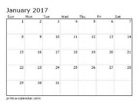 11x17 calendar template printable 11x17 calendar printable calendar 2017