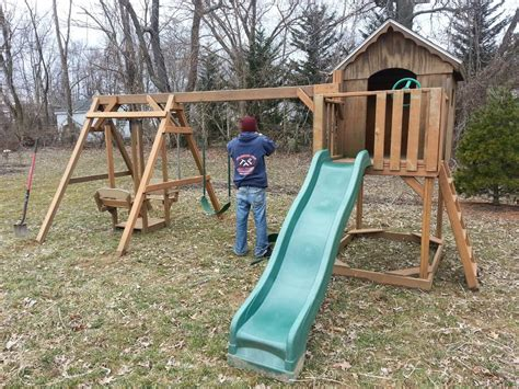 amish swing set amish swingset move downingtown pa the assembly pros llc