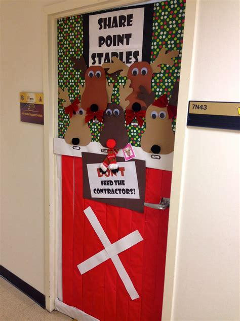 decorated doors for christmas contest fabulous army door decorating contest
