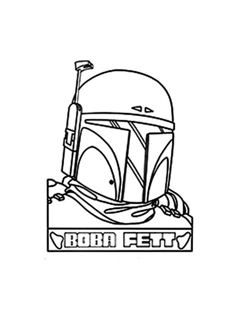 Lego Boba Fett Coloring Page by Boba Fett Coloring Pages Free Printable Boba Fett