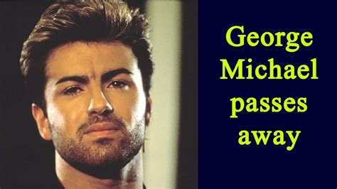today george michael singer songwriter info dec 26 2016 singer george michael passes away at 53 oneindia news
