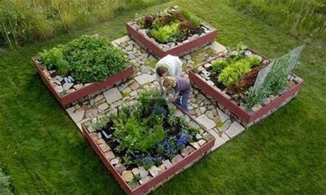 Raised Garden Bed Design Ideas 30 Ideas For Raised Garden Beds Upcycle