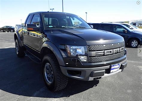 RAPTOR REPORT Need a Raptor? Buy a Used One!   Ford Trucks.com