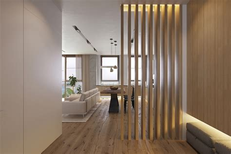 slatted room divider how to use lighting to make a space truly beautiful
