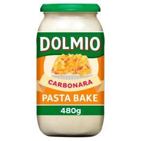 Dolmio Saus Pasta Carbonara dolmio pasta bake carbonara sauce waitrose