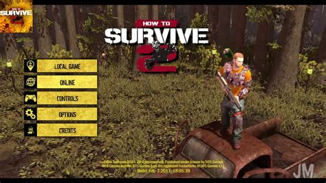 How To Survive how to survive 2 ps4 multiplayer impressions
