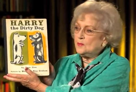 Betty The Book read classic children s books betty white