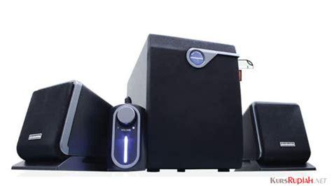 Speaker Simbadda Kecil simbadda cst 5200 speaker aktif minimalis pelengkap audio komputer kurs rupiah