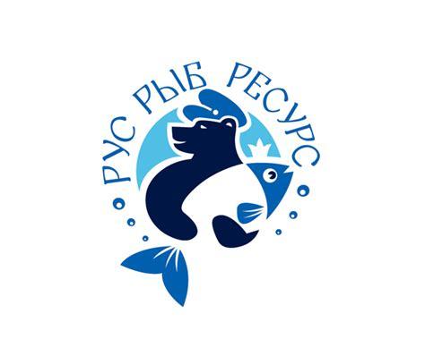 logopond logo brand identity inspiration rus fish