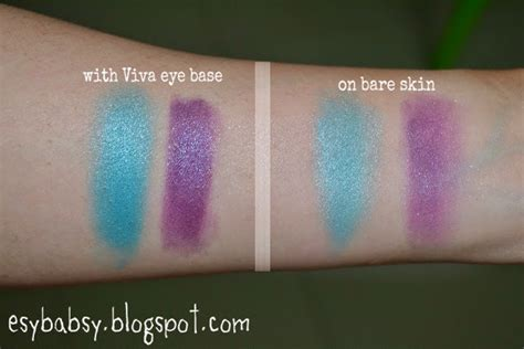 Eyeshadow Merk Viva lunatic vixen review silky duo eye