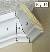 How to cut and install crown molding and trim extreme how to apps
