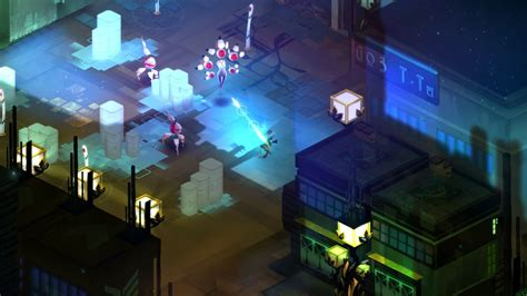 transistor gameplay time and wonderful discovery transistor pc www gameinformer