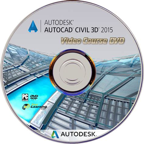 tutorial autocad civil 3d 2015 learn autocad civil 3d 2015 video training tutorial dvd
